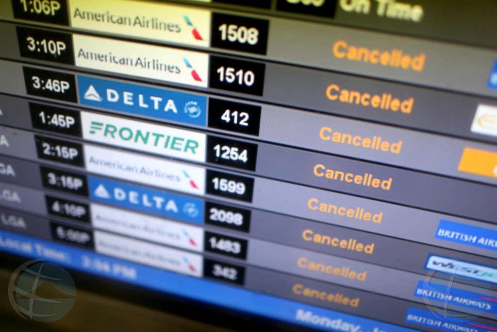 AAA: Tur buelo for di Florida pa Aruba cancela pa horcan Irma