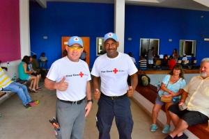 Ricky Tromp: Pasada di horcan Irma tabata un experiencia bon feroz
