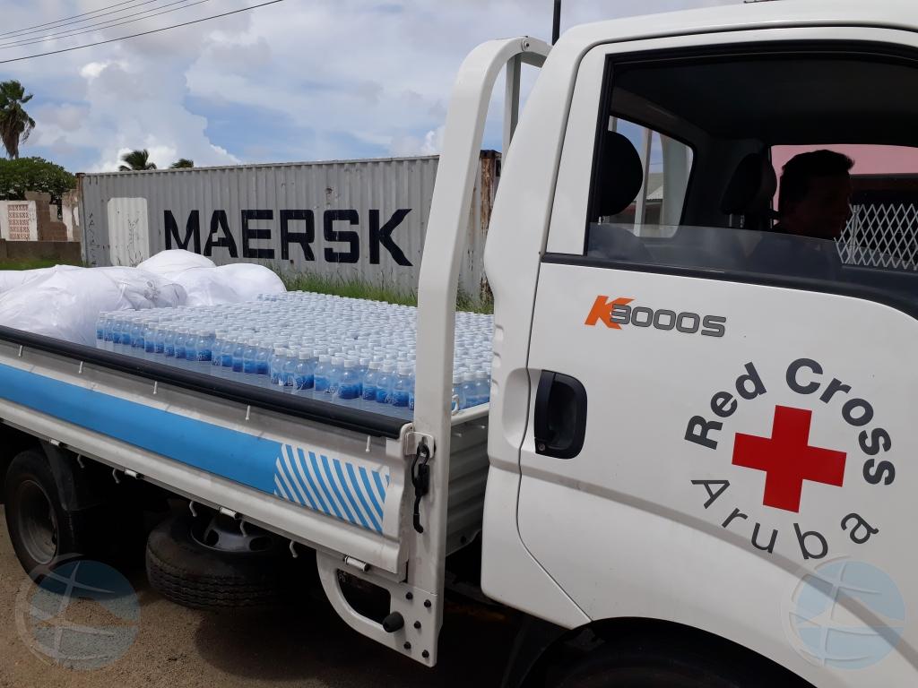 Cruz Cora Aruba ta splica kico por y no por aporta pa St Maarten