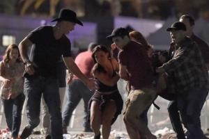 Tiroteo riba strip di Las Vegas cu mas di 50 hende morto