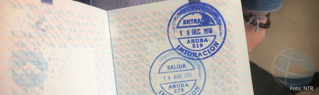 Por lo pronto no tin visa pa Venezolano drenta islanan ABC