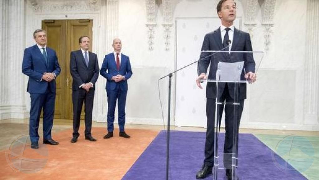 Partnernan di coalicion Hulandes a presenta acuerdo di gobernacion