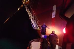 DNM: Daño causa pa tanker pega riba rif tabata minimal