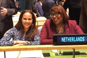 Aruba tambe na U.N. pa asiento Reino Hulandes pa Derecho Humano