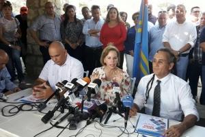 Partidonan MEP, POR y RED a firma 'acuerdo di formacion'
