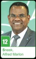 Partido AVP tin su candidatonan pa drenta parlamento!