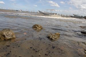 BRA: E ultimo oil spill na Trinidad & Tobago no ta menasa pa Aruba