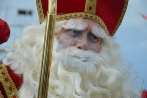 Sinterklaas ta yega Aruba dia 19 di November