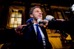 E nombernan di gabinete Rutte III a keda presenta diabierna