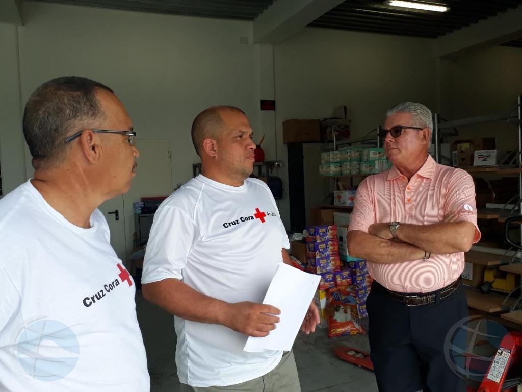 Cruz Cora Aruba tin un president nobo