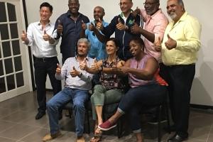 Coalicion den Parlamento na St Maarten ta rebeldia contra Marlin