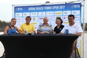 Beach Tennis Panamerican Championship 2017 a cuminsa