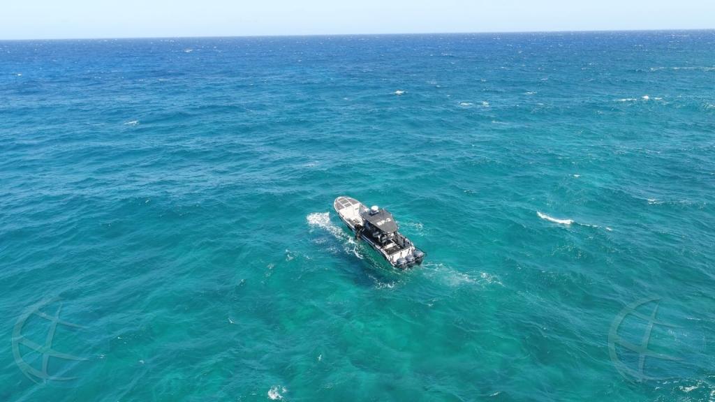 Polis a saca curpa sin bida den lama na Boca Mahos