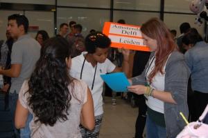 Arubahuis: Tin scarsedad di camber pa e studiantenan otro aña na Hulanda