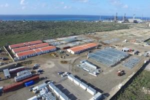 Buckley :Prome fase di man camp na CITGO Aruba kedando cla