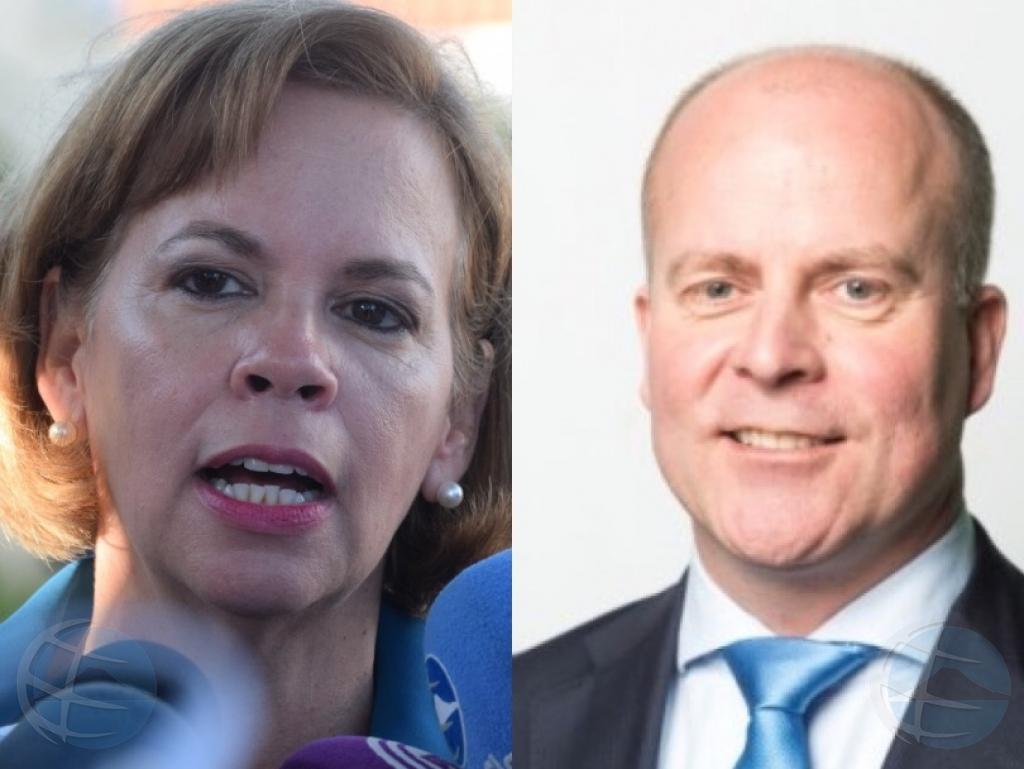 Wever a pidi Knops espacio pa Aruba su situacion financiero