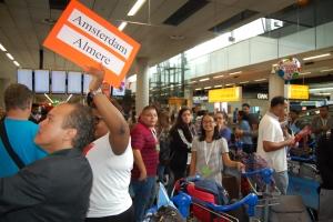Arubahuis: Amsterdam cu escases di camber y wachtlijst largo