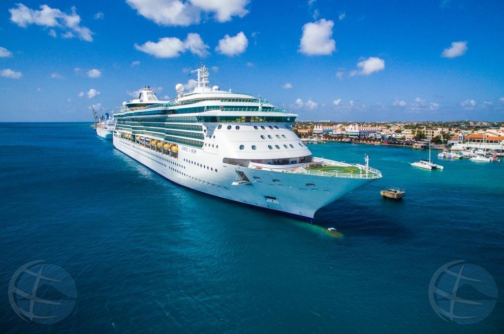 Diahuebs Aruba ta ricibi su di 700 mil pasahero crusero