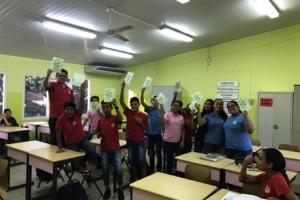Colegio Arubano ta participa na Singapore Mathematics Challenge