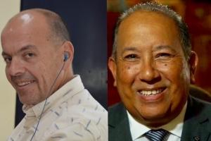 Kock: Ta demanda Gobierno pa a prohibi periodista drenta Parlamento