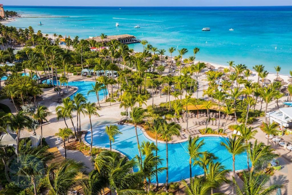 Caribbean Journal: Hilton and Renaissance amongst top 5 Aruba hotels