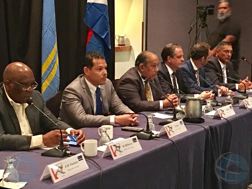 Lidernan parlamentario satisfecho cu resultado di reunionnan IPKO