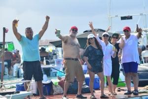 Diadomingo awor ta tuma luga Boatfest na Surfside Beach