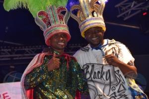 Participantenan Aruba Caiso & Soca Monarch 2018 conoci