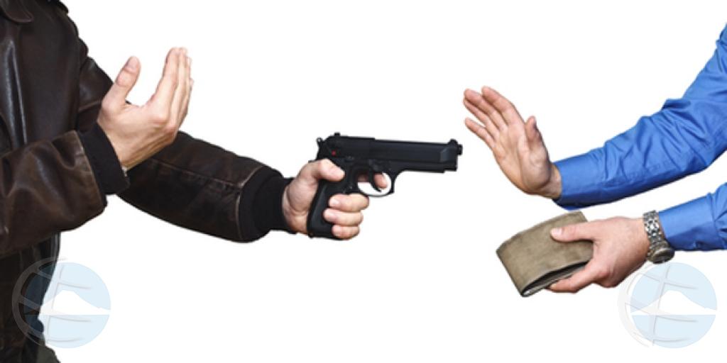 Atraco arma na un apartamento na Playa awe merdia