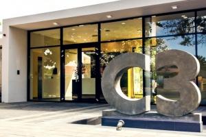 C3 a celebra apertura di su oficina nobo na Emmastad