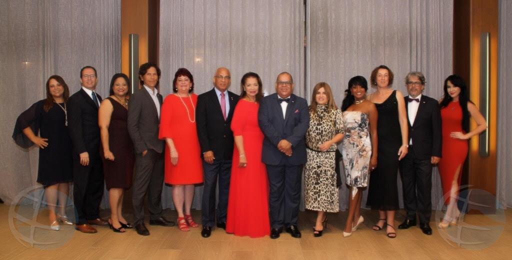 Kiwanis Club of Aruba ta ricibi 'Distinguished' status