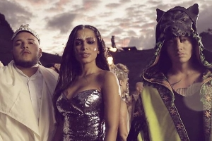 Video clip di 'Machica' ta sigui score bon internacionalmente