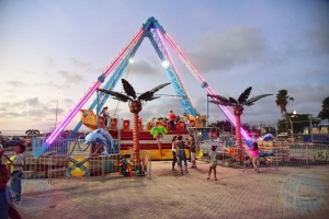 Interpark Coney Island ta sigi na Aruba cu orario nobo