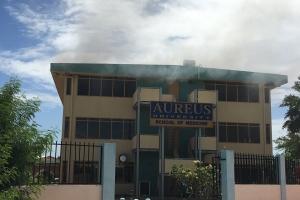 Candela den edificio di Aureus University na Wayaca