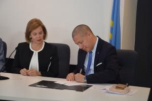 Gobierno a formaliza concepto di 'Cas di Seguridad' pa Aruba
