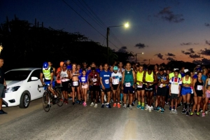 RCA a tene e di 7 Powerade 8KM Walk/Run