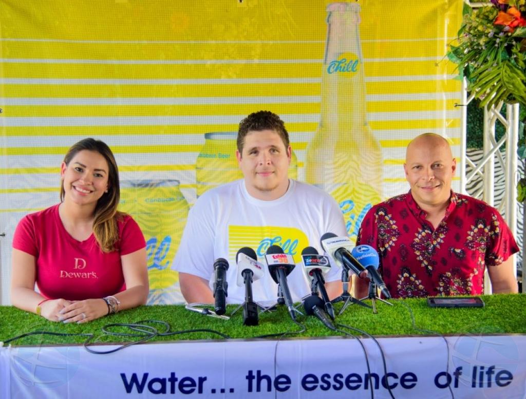 Chill y Dewars a cera partnership cu Aruba Summer Music Festival