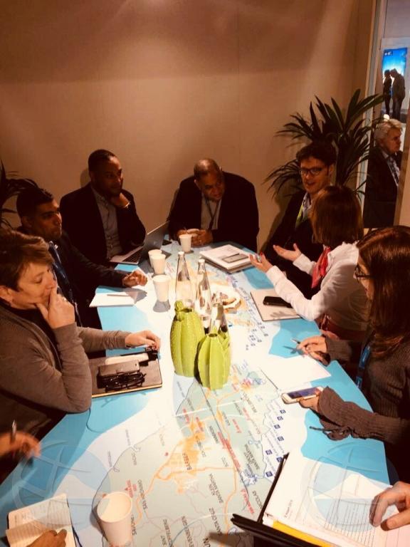 ATA: Tur mercado Europeo a haya e atencion durante bolsa ITB