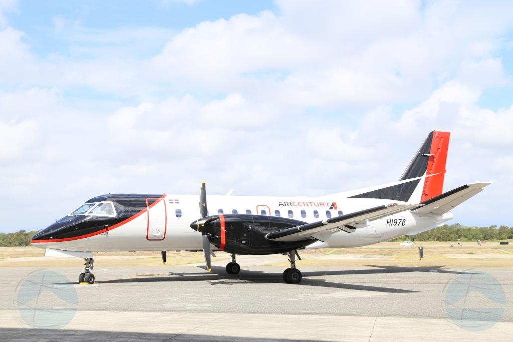 Aeroliña Dominicano Air Century a haya permiso pa bula pa Aruba