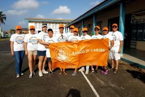 Banco di Caribe (Aruba) N.V. tambe a yuda cu Aruba Doet