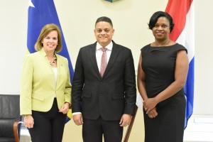 Encuentro di minister presidentnan di Aruba, Corsou y Sint Maarten