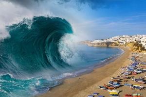 Aruba ta participa den entrenamento pa tsunami, 'Caribbean Wave'