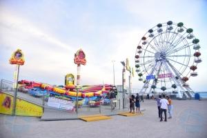 Interpark Coney Island ta celebra dia di Himno y Bandera!
