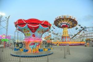 Coney Island Interpark cu special pa bisa Aruba ayo!
