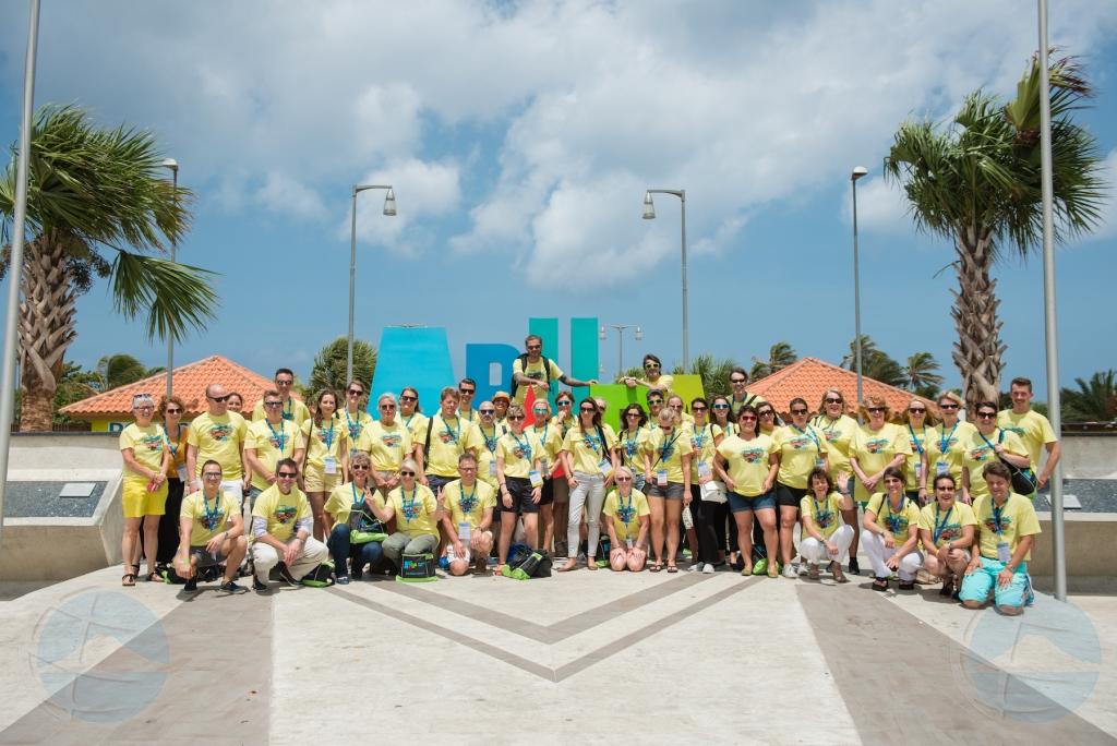ATA, AHATA y AAA ta presenta 'Aruba meets Europe 2018'