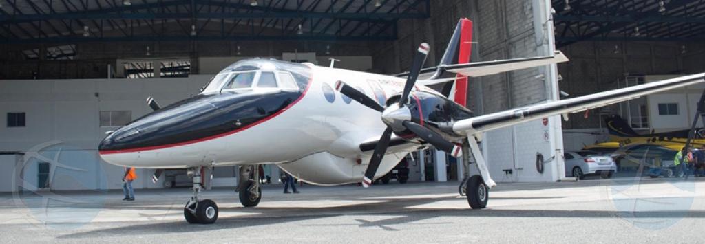 Aerolinea Air Century ta cuminsa bula pa Aruba
