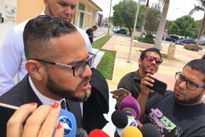 Former Aruba labor minister Paul Croes has his day in court
