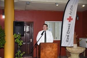 Cruz Cora Aruba su fundraising 'Garden Party' a resulta otro exito