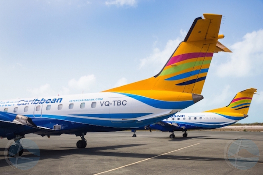 Aerolinea 'interCaribbean' ta cuminsa bula di Sto Domingo pa Aruba