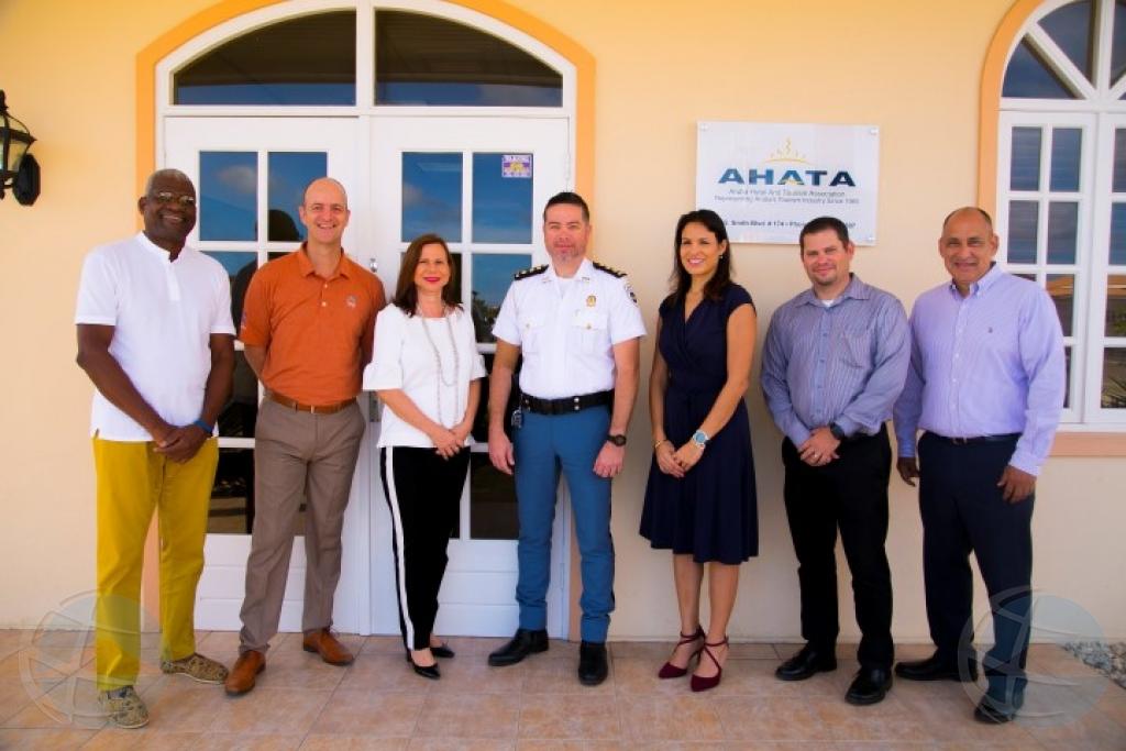 Directiva nobo di Aruba Hotel & Security Foundation instala